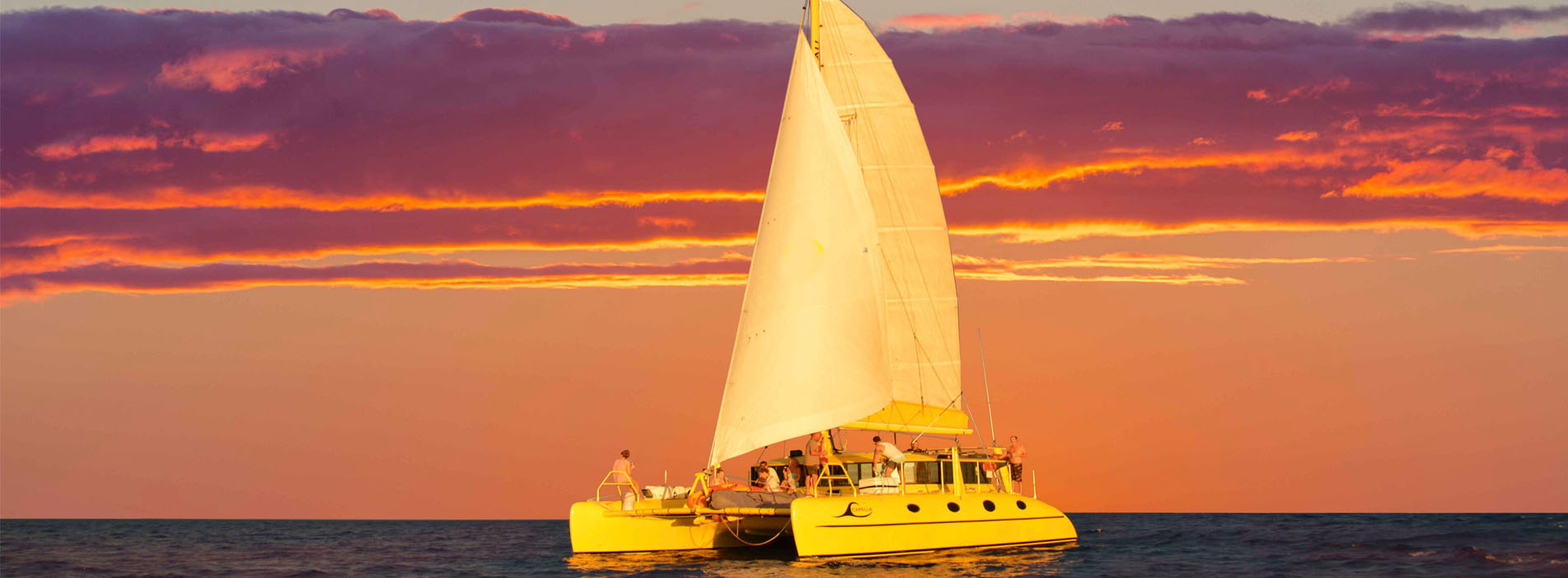 CAPELLA sunset cruises