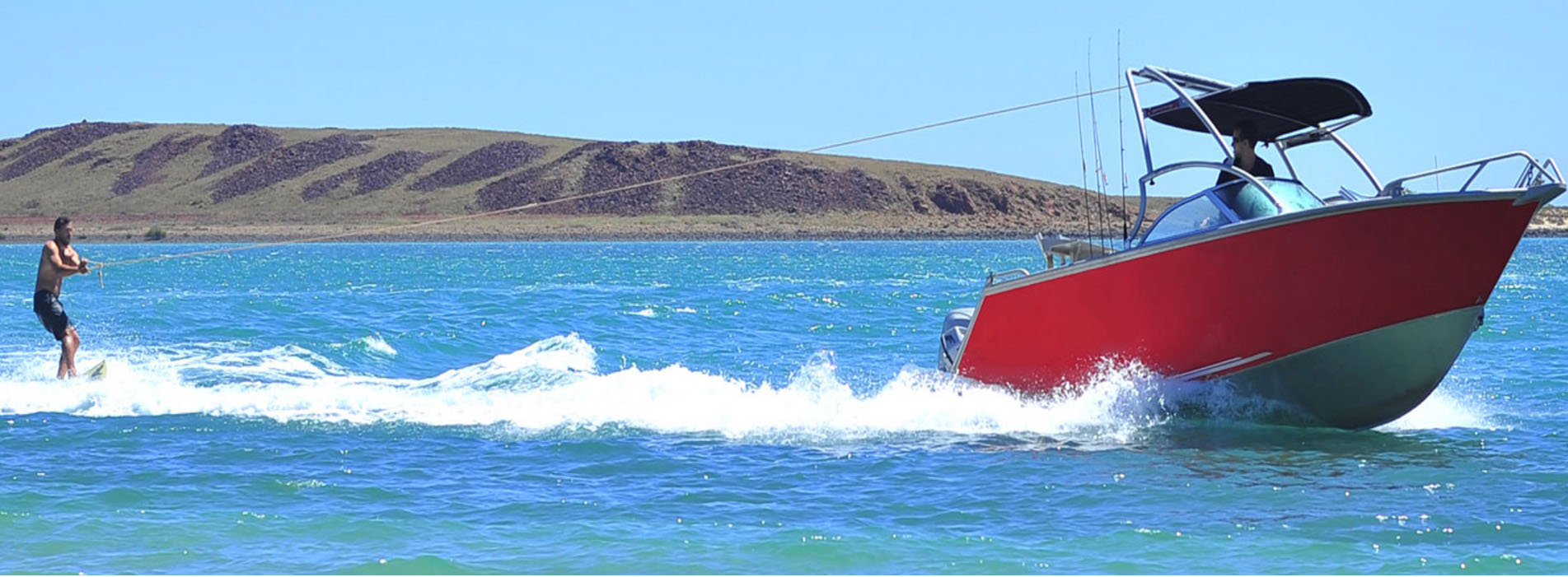 self drive boat hire fremantle waterski