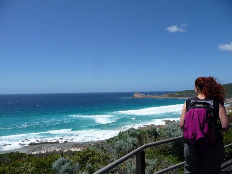 CAPE NATURALISTE woman