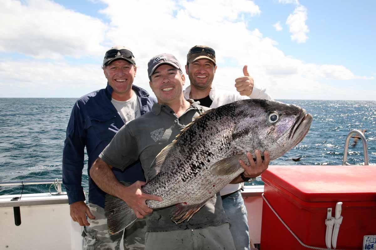 DUNSBOROUGH FISHING CHARTERS DHU FORCE fishing