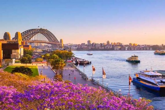 AUSTRALIA HOLIDAY DEALS