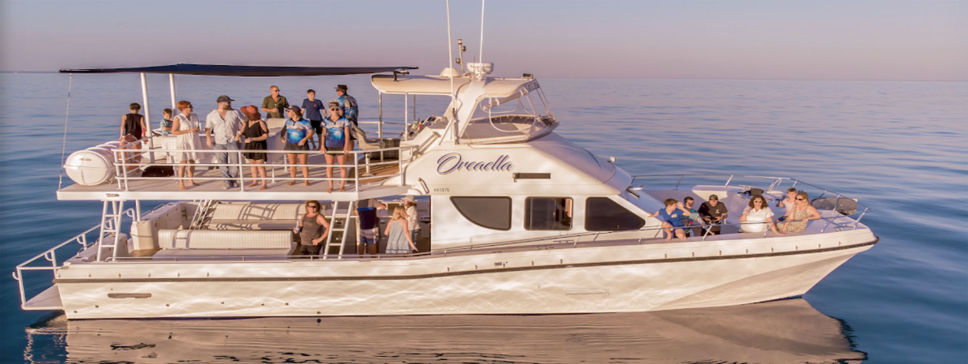 ORCAELLA boat whale watching broome copy